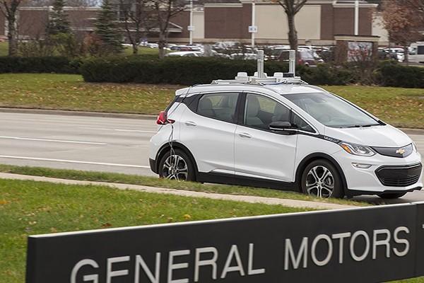 General Motors Autonomous Vehicle Legislation Crl Associates